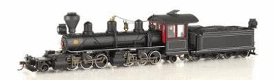 Bachmann Baldwin 2-6-6-2, Wood Cab Painted, Unlettered -- On30 Scale Model Train Steam Locomotive -- #28798