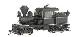 Bachmann 14-Ton Stearns-Heisler Painted, Unlettered On30 Scale Model Train Steam Locomotive #28803
