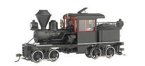 Bachmann 14-Ton Stearns-Heisler Painted, Unlettered On30 Scale Model Train Steam Locomotive #28804