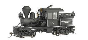 Bachmann 14-Ton Stearns-Heisler Greenbrier & Big Run On30 Scale Model Train Steam Locomotive #28805