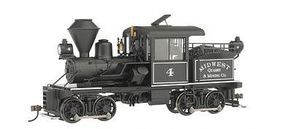 Bachmann 14-Ton Stearns-Heisler Midwest Quarry & Mining On30 Scale Model Train Steam Locomotive #28806