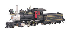 Bachmann 2-6-0 DCC on Brd PRR - On30-Scale
