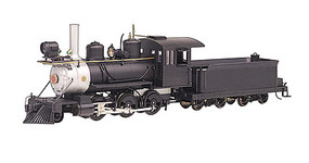 Bachmann 2-6-0 DCC on Brd Unlttrd - On30-Scale