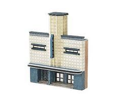 Bachmann Resin Front Regal Cinema N Scale Model Railroad Building #35054