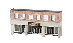 Bachmann Resin Front Hobby Store N Scale Model Railroad Building #35055
