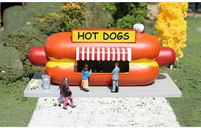 Bachmann Hot Dog Stand - O-Scale