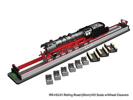 Bachmann Rolling Road Cleaner