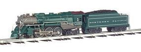 Bachmann Semi-Scale O-27 4-6-4 3-Rail Northern Pacific O Scale Model Train Steam Locomotive #40106
