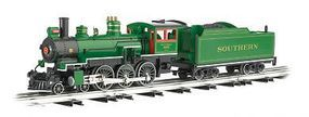 Bachmann Baldwin 4-6-0 Steam Locomotive Southern O Scale Model Train Steam Locomotive #40601
