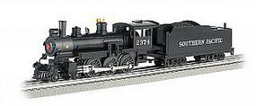 Bachmann 4-6-0 Southern Pacific #2374 O Scale Model Train Steam Locomotive #40608