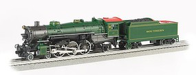 Bachmann O Williams 4-6-2 w/ True Blast Plus Sound, SOU