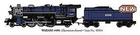 Bachmann O Williams 4-6-2 w/ True Blast Plus Sound, WAB
