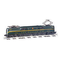 Bachmann GG-1 Pennsylvania RR #4859 Brunswick Green O Scale Model Train Electric Locomotive #41850
