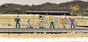 Bachmann Train Work Crew HO Scale Model Railroad Figure #42341