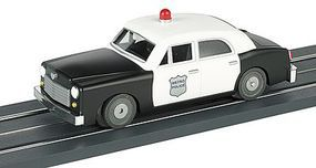 Bachmann E-Z Street Car Police Car O Scale Model Railroad Vehicle #42727