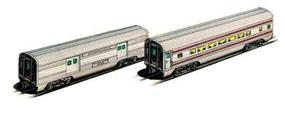 Bachmann Passenger Add-On - Pennsylvania O Scale Model Train Passenger Car #43049