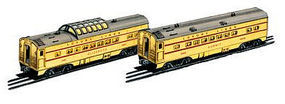 Bachmann O-27 Streamliner Passenger Add-On - Union Pacific O Scale Model Train Passenger Car #43247