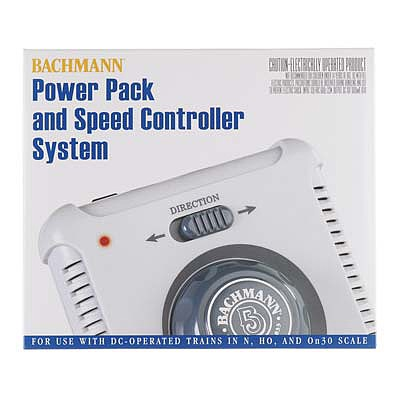 Bachmann Wall Power Pack w/Speed Controller