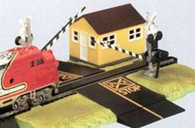 Bachmann Dual Crossing Gate HO Scale Model Railroad Trackside Accessory #44579