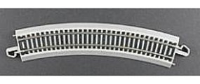 Bachmann 18 Radius NS E-Z Bulk (50) HO Scale Nickel Silver Model Train Track #44580
