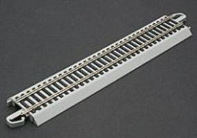 Bachmann 9 Straight NS E-Z Bulk (50) HO Scale Nickel Silver Model Train Track #44581