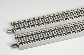Bachmann (bulk of 25) 36 Straight N/S (25) HO Scale Nickel Silver Model Train Track #44584