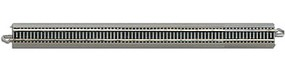 Bachmann E-Z Track Nickel Silver 18'' Straight HO Scale Nickel Silver Model Train Track #44588