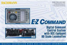 Bachmann EZ Command DCC w/0-6-0 Seaboard Model Train Power Supply Transformer #44931