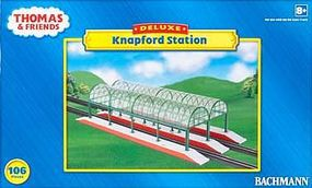 Bachmann Knapford Station Building Kit HO Scale Thomas-the-Tank Electric Accessory #45239