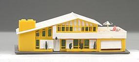 Bachmann Contemporary House Snap Kit HO Scale Model Railroad Building #45432