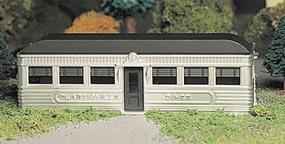 Diner Kit O Scale Model Railroad Building #45605