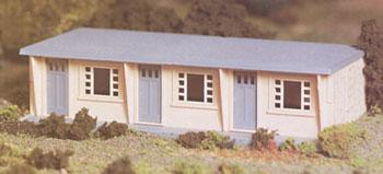 Bachmann Plasticville USA Building Kits Motel - O-Scale