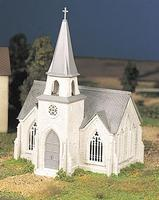 Cathedral Kit Snap O Scale Model Railroad Building #45981