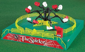 Bachmann HO Operating Carnival Spider Ride Kit
