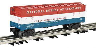 40 39 refrigerator car national bureau of standards o scale model train freight car 47457 by. Black Bedroom Furniture Sets. Home Design Ideas