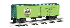 Bachmann 40 Refrigerator Car Kennebec Brewing Co. O Scale Model Train Freight Car #47465