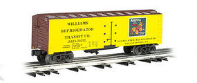 Bachmann 40 Refrigerator Car Mariposa Apples O Scale Model Train Freight Car #47466