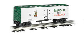 Bachmann 40 Refrigerator Car Tropicana O Scale Model Train Freight Car #47468
