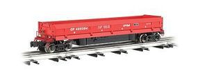 Bachmann Operating Coal Dump Car Canadian Pacific Rail O Scale Model Train Freight Car #47951