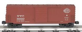 Bachmann Operating Box Car New York Central O Scale Model Train Freight Car #47976