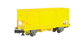 Bachmann WM Chuggington Hopper Car Yellow O Scale Model Train Freight Car #48005