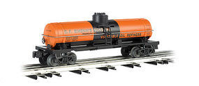Bachmann Single Dome Tank Car C.F. Simonins Sons, Inc. O Scale Model Train Freight Car #48102