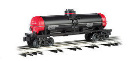 Bachmann Single Dome Tank Car Owenwood Motor Oil O Scale Model Train Freight Car #48104