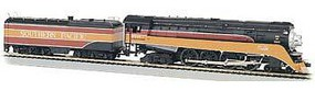 Bachmann 4-8-4 GS4 & Tender SP Railfan Daylight 4449 HO Scale Model Train Steam Locomotive #50201