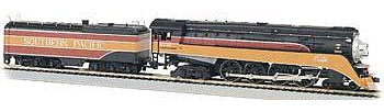 Bachmann SP Class GS4 4-8-4 w/DCC - Southern Pacific #4446 HO Scale Model Train Steam Locomotive #50202