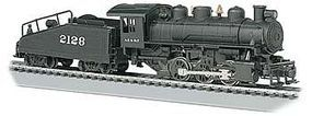 Bachmann USRA 0-6-0 w/Smoke Tender S.FE #2128 HO Scale Model Train Steam Locomotive #50604