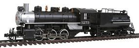 Bachmann USRA 0-6-0 w/Smoke/Vanderbilt Tender SPL #1273 HO Scale Model Train Steam Locomotive #50703