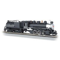 Bachmann USRA 0-6-0 w/Smoke Vanderbilt Tender Southern HO Scale Model Train Steam Locomotive #50705