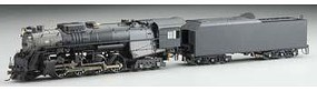 Bachmann 2-8-4 Berkshire w/DCC - Unlettered, Painted HO Scale Model Train Steam Locomotive #50949
