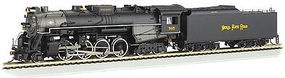 Bachmann Berkshire DCC Nickel Plate #765 Railfan Version N Scale Model Train Steam Locomotive #50951